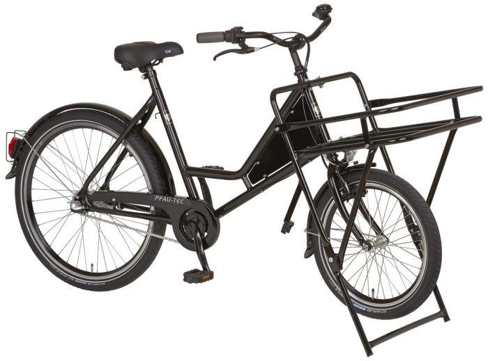 Pfau-tec budcykel med frontlad og 3 gear