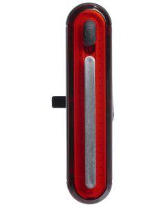 Abus Gemini Baglygte Genopladelig 100 lumen, Micro USB Kabel