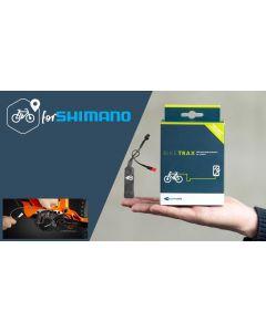 PowUnity GPS Sporing Til Shimano Steps Motor